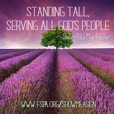 standing-tall-serving-God's-people-Sister-Rita-Mae-Fischer
