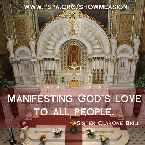 Ministering-God's-love-all-people-chapel-FSPA