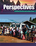 Perspectives cover Fall 2016