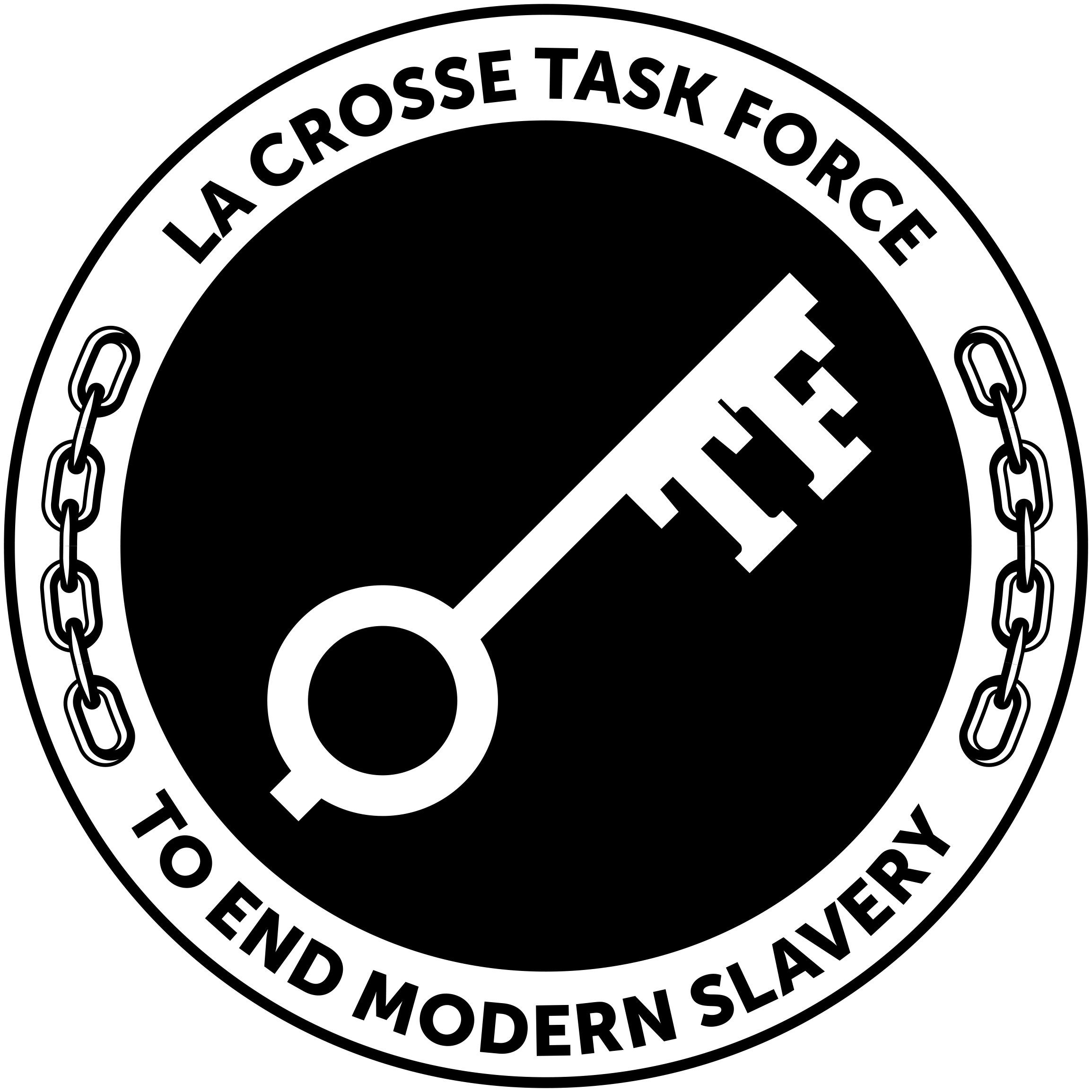 Human Trafficking task force logo