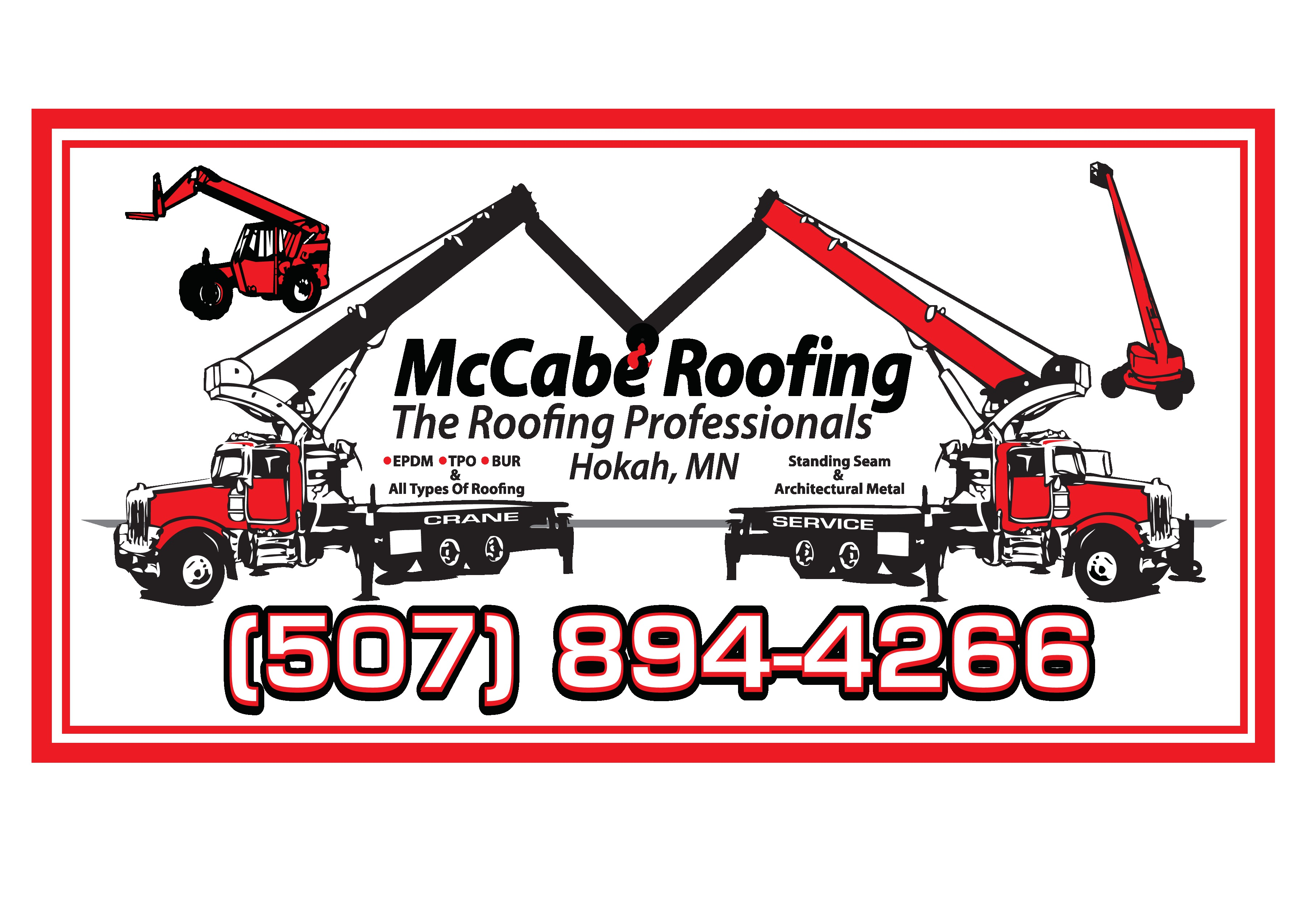 McCabe Roofing logo