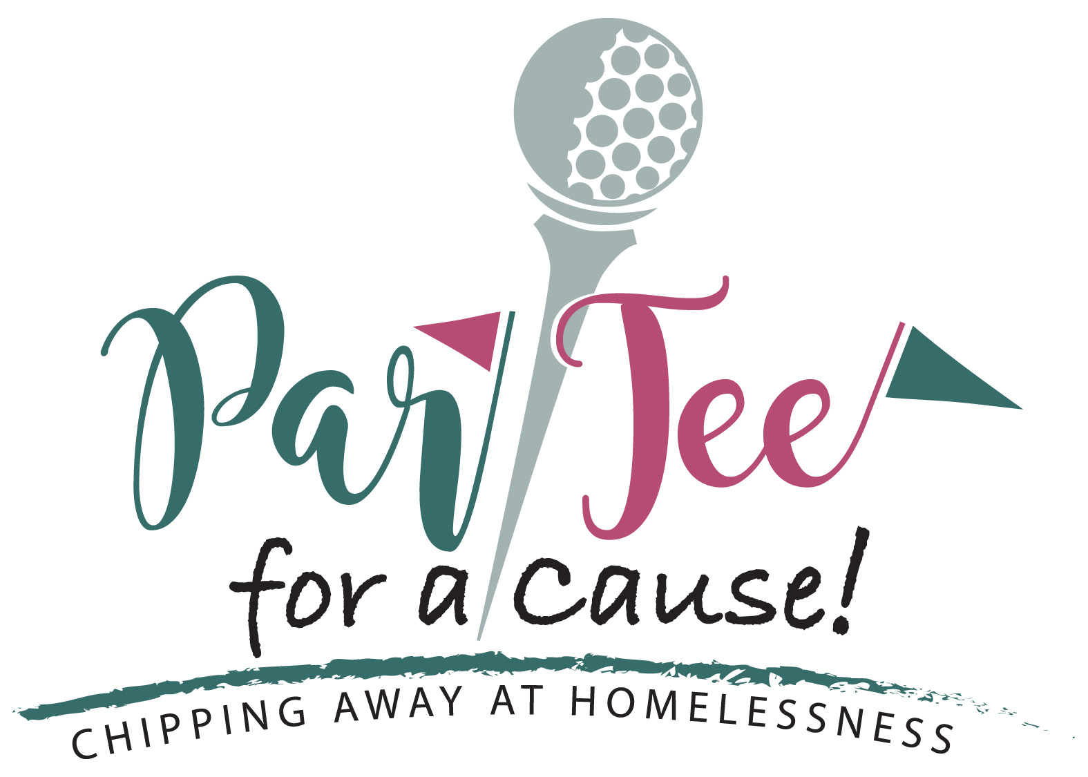 Par-Tee for a cause logo