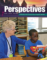 Perspectives Fall 2014 cover