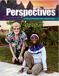 Perspectives Fall 2015 cover