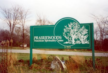 Prairiewoods sign