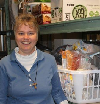 Sister-Laurie-Sullivan-food-bank