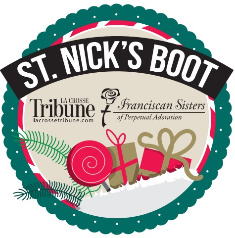 St. Nick's Boot graphic
