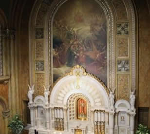 adorartion chapel altar