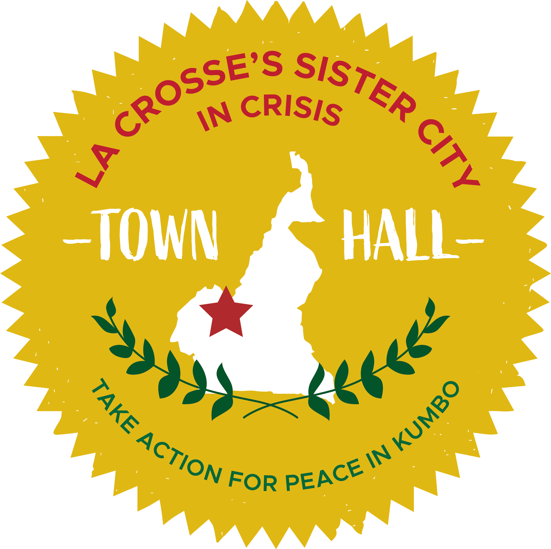 La Crosse Sister City in Crisis event graphic