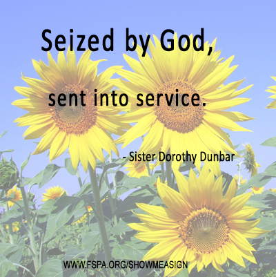 sunflowers-seized-God-sent-service-dorothy-dunbar