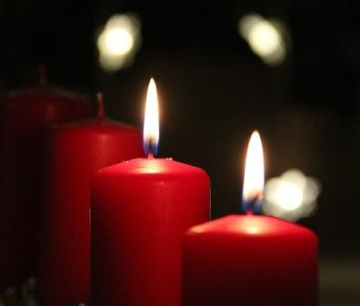 two-red-lit-candles