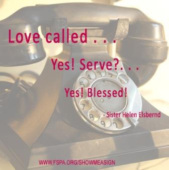 telephone-love-called-yes-serve-yes-blessed