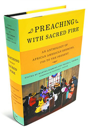 Preaching with Sacred Fire book cover