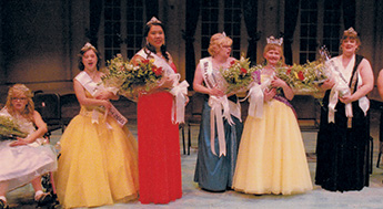 Miss Remarkable pageant contestants
