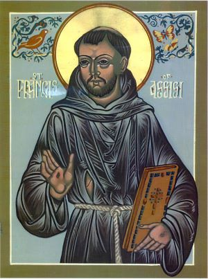 icon-st-francis-assisi