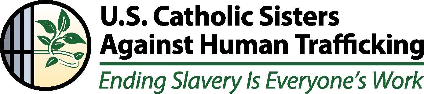 US Catholic Sisters Against Human Trafficking graphic